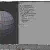 Blenderで利用可能なpythonスクリプトを作る その13(メッシュ情報から頂点の選択)