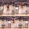 バレエ ブリゼの跳び方 -Brisé - 両足を入れ替える