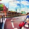 CLANNAD(クラナド) 聖地巡礼(舞台探訪) 東京編① 【羽村駅周辺】