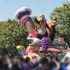 東京ディズニーランドの35周年新パレード「ドリーミング・アップ!」を鑑賞しました!