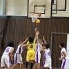バスケ・ミニバス写真館33 一眼レフで撮影したバスケットボール試合の写真