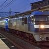 第1106列車 「 甲163 西武鉄道001系(G編成)の甲種輸送を狙う 」