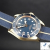 チュードルは開けて青玉の湾のシリーズBlackBay BronzeBlue宝のそろうライト腕時計を被ります