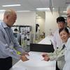 台風被災者支援のため連日訪問と現地調査し、21日福島市と県の危機管理課に要望書提出