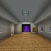 【MinecraftPC版】Part246 海底神殿の周囲の壁をガラスに交換・海底神殿の拠点に照明を設置