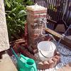 立水栓を作って便利に使う(散水栓から立水栓への改造)