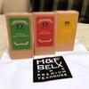 ノンカフェインティー専門店『 H&F BELX 』で初めてのハニーブッシュティー