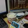 ごま豆乳鍋2日目。