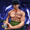 ゾロフィギュア、獲ったど〜!! 一番くじ ワンピース 男達の生き様 を引いてきた!!