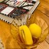 シェフのレシピで、ポークチーズグリルのルバーブジャム添えに、フレンチレンティル