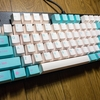Tai-Hao Cubic ABS Doubleshot Keycap Setが届いた