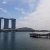 10月21日家族旅行 エアアジアでペナン島からシンガポールへ