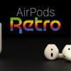 ColorWareからAirPodsの新たなカラーリング「AirPods Retro」が登場!