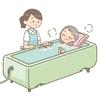 【最後の入浴介助】患者さんは 「気持ちが良い…気持ちが良い…ありがとうね」  と笑顔で言ってくれました。看護師の私たちは思わず涙がこぼれました