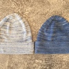 Filmelange knit Cap