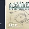 ICE Creature Control ソースコードを書かずに敵や動物にAIを与え命を吹き込むスクリプト