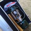 コールマンのケロシンランタン639C700用にケースを自作