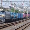 5月27日撮影 東海道線 平塚~大磯間 「久しぶりのゼロロク27号機との遭遇」貨物列車4本撮影