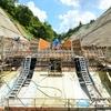 最上小国川ダム(建設中)/ゴジダス取材