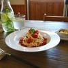 *トマトとバジルの冷製カッペリーニ*