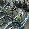 自転車のサドルにイタズラしたのは誰?