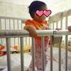 【娘の入院生活28日目】ACTH注射20回目にて伝い歩きする