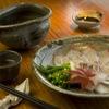 唐津焼きと料理の写真撮りしました(^.^)