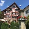 スイス滞在中🇨🇭美しい 村のレストラン