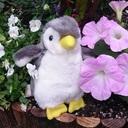 ペンギンの小さな庭