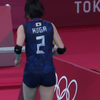 バレーボル日本代表 背番号2番は誰?古賀 紗理那選手