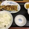 餃子定食大盛  大盛無料クーポン使いました。 (@ 福しん in 豊島区, 東京都)