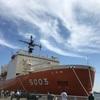 貴重な経験!南極観測船「しらせ」を見学(2019年@名古屋)