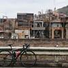 自転車乗りに有名な映えスポット道場の富士チタン工場