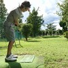 9/18 622日目 ゴルフの実践練習