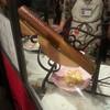 じゃがいもとマッシュルーム ラクレットチーズがけ@初夏の北海道物産展