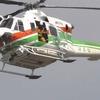 9人搭乗の群馬県の防災ヘリコプター『はるな』が消息を絶つ!群馬県警によると白根山の東側に不時着したか、墜落した可能性があるとの事!!