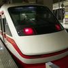 東武浅草駅と隅田川の桜