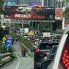 マレーシアでの運転に注意!