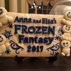 """2017.1.29 """"アナとエルサのフローズンファンタジー"""" ディナーブッフェ"""