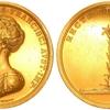 神聖ローマ帝国1808年王妃マリア ルドヴィカ20ダカットメダル