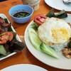 アユタヤでランチ/Lunch@Somtum Sukunya in Ayutthaya, Thailand