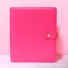 シンプルなシステム手帳*Pink A5 Planner A La Carte [ Carpe Diem ]