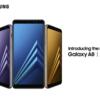Galaxy A8(2018)はデュアルカメラ搭載!