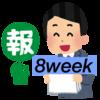 <成果報告>はてなブログ(無料版)初心者高校生の現実:8週目(PV、収益など)