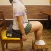 三角ベースは子どもの姿勢を治して運動能力をアップさせています。