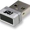 PCのセキュリティを高めるUSB指紋認証センサー「SREX-FSU4」