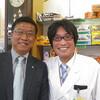 中国成都からのお客様をお迎えしました。