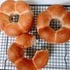 新しい型で焼いたパンのまとめ。