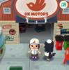 【どうぶつの森】きぃ、OKモータースの一員になりました(*´Д`*)!【ポケットキャンプ】