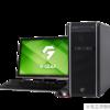 【レビュー】 ツクモ eX.computer デスクトップパソコン ミドルタワー G-GEAR-F194/T  フォートナイトyoutube配信レビュー!【BTOモデル】
